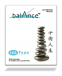 .25x50mm - Balance 1KS-Type Acupuncture Needle