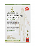 Stress-Relieving Detox Patch, 6 applications/box