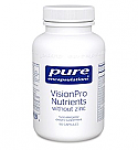 VisionPro Nutrients without Zinc