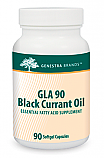 GLA 90 Black Currant Oil, 90 Capsules (Expires 3/19)