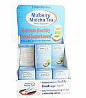 Mulberry Matcha Tea - 12 Pack Case with Display Box