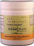 Far Infrared Herbal Paste, 1,200 gm jar