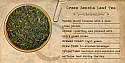 Green Sencha Leaf Tea, Organic