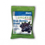 Organic Herbal Lozenge (Blue Berries), 18ct